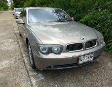 ขายรถ BMW 735Li ปี 2003 สภาพดีครับ