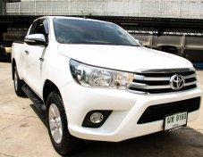 2016 Toyota Hilux Revo 2.4 E Prerunner MT