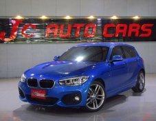 BMW 118i M Sport รถเก๋ง 5 ประตู ราคาที่ดี