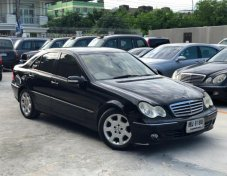 2005 MERCEDES-BENZ C230 Kompressor สภาพดี