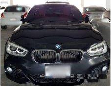 รถสวย ใช้ดี BMW 118i รถเก๋ง 5 ประตู