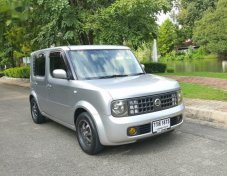 2010 NISSAN Cube รับประกันใช้ดี