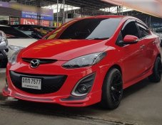 2014 Mazda 2 Elegance Limited Edition sedan