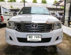 2013 Toyota Hilux Vigo Smart Cab 2.5 J CNG