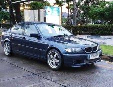 2003 BMW 318i E30 sedan  E46