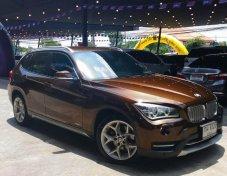 BMW X1 sDrive18i xLine ปี2013 จดทะเบียน 2014