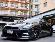 GTR R35 UK Spec Black Edition ปี2011
