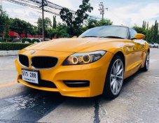 BMW Z4 M Sport สีเหลือง สีพิเศษจากโรงงาน