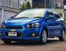 CHEVROLET SONIC 1.4 LT 4DR AT ปี 2013