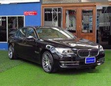รถสวย ใช้ดี BMW 730Ld รถเก๋ง 4 ประตู