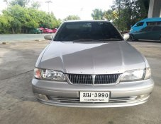2000 Nissan SUNNY Super Saloon sedan