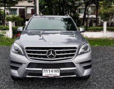 Benz ML250 CDI bluetec AMG Packageปี2014 ตัวTop