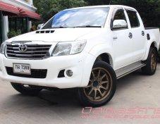 2013 Toyota Hilux Vigo E Prerunner VN Turbo ฟรีดาวน์ ฟรีประกัน ไม่ต้องมีผู้ค้ำ