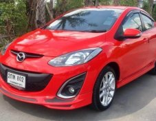 2013 Mazda 2 Elegance Limited Edition sedan