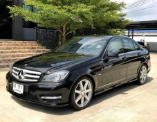 BENZ C CLASS W204 AMG PACKAGE 2013