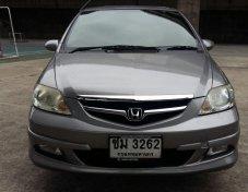 ขายรถ HONDA CITY 1.5 ZX ปี 2007