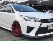 🏎🏎หล่อสุดในถนน  สายซึ่งห้ามพลาด!! Toyota yaris 2014 mt 350 กว่าhp