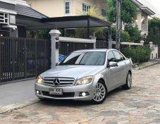 MERCEDES-BENZ C200 CGI ปี2011 sedan