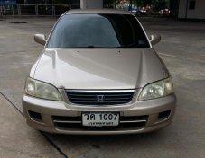 ขายรถ HONDA CITY TYPE Z 1.5 VTi AT ปี 2001