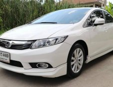 HONDA CIVIC 1.8 EL ปี2013 sedan