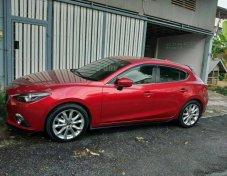 Mazda 3 2.0 ปี 2014 ท้อปสุด