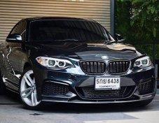 BMW 218i M-Performance (เครื่องเบนซิล) ปี16