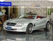 2005 MERCEDES-BENZ SL500 รับประกันใช้ดี