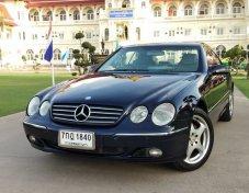MERCEDES-BENZ CL500 2012 สภาพดี