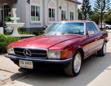 1990 Mercedes-Benz SLC300 AMG sedan