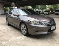 ฟรีดาวน์ Honda ACCORD 2.0EL ปี 2011 รถสวย เข้าศูนย์ตลอด เอกสารครบ ถูกสุดในตลาด