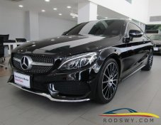 MERCEDES-BENZ C-CLASS C250 COUPE W205 1.8 AT ปี 2016