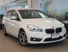 ขายรถ BMW 218i Grand Tourer 2015 ราคาดี