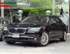 2010 BMW 740Li รับประกันใช้ดี