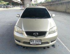 ขายรถ Toyota vios 1.5E AT ปี 2004