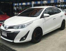 2017 Toyota YARIS E sedan