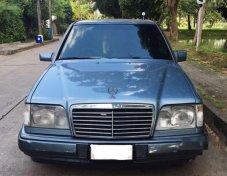 1991 MERCEDES-BENZ 300E รถเก๋ง 4 ประตู สวยสุดๆ