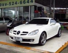 2009 MERCEDES-BENZ SLK200 Kompressor AMG รับประกันใช้ดี