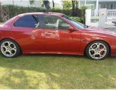รถสวย ใช้ดี ALFA ROMEO 156 รถเก๋ง 4 ประตู