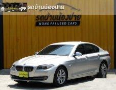 2012 BMW 520d รถเก๋ง 4 ประตู สวยสุดๆ