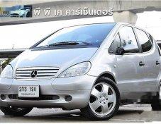 ขายรถ MERCEDES-BENZ A160 Avantgarde 2003 รถสวยราคาดี