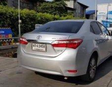 2015 Toyota Corolla Altis 1.6 (ปี 14-18) G Sedan AT