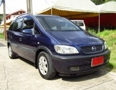 2001 Chevrolet Zafira Luxury Touring hatchback  2.2