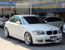 2009 BMW 120d รับประกันใช้ดี