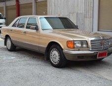 Mercedes-Benz 500SEL 5.0 W126 (ปี 1991) V8 Sedan AT