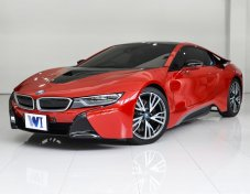 BMW i8 Protonic Red Edition eDrive 2017