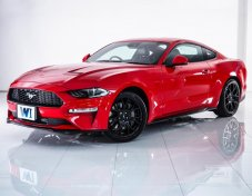 2018 Ford Mustang 2.3 EcoBoost coupe