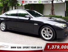 BMW 528i Sport sedan 2013