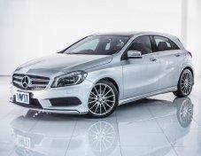 2015 Mercedes-Benz A180 AMG 1.6 sedan