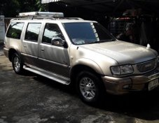 Isuzu Grand Adventure 3.0 ปี 2001 ( SUV )
