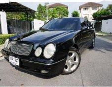 ขายรถ MERCEDES-BENZ E240 Elegance 2001 รถสวยราคาดี